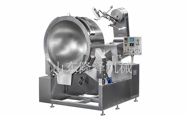 大型炒菜机器人