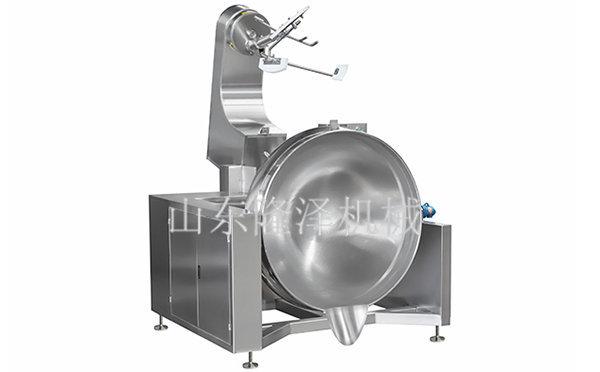 全自动大型炒菜机