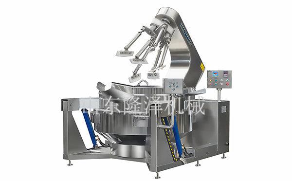 单位食堂全自动大型炒菜机器人