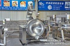 天津部队学校工厂食堂专用炒菜机