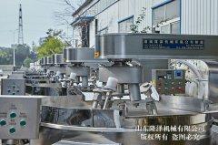 铁岭人工智能炒菜设备