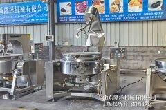 吉林全自动炒菜机器人厂家直销